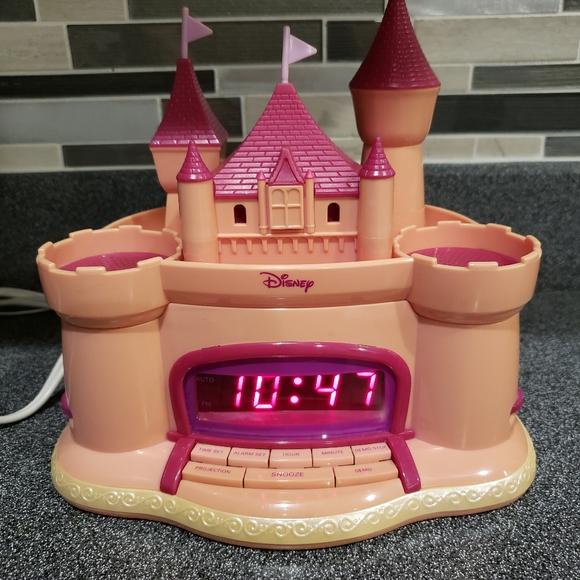 Disney Princess Alarm Clock